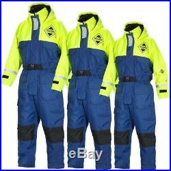 1pc Fladen Floatation Suit Flotation Suit Immersion Fishing Sailing Boating