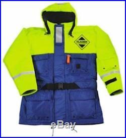 2pc Fladen floatation flotation suit, immersion, fishing, sailing, boating