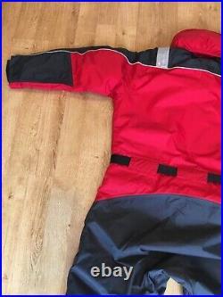 Baltic Flotation Suit Large 80kg -90kg New With Tags