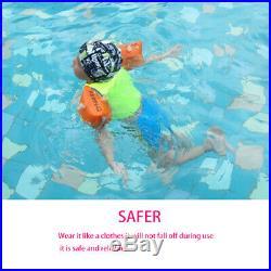 Childs Kids Swim Floatation Vest Jacket Safety Swimming Buoyancy Float Aid Girls