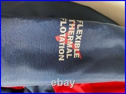 Cosalt Cormorant Flexible Thermal Flotation Suit Size Large. Never worn