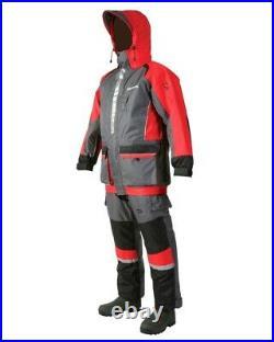 Daiwa EN TEC LIGHTWEIGHT FLOTATION SUIT CLOTHING