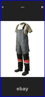Daiwa Entec 2 Piece Flotation Suit Size Giant NEW Sea Fishing Suit