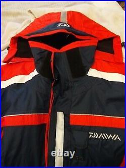 Daiwa Sas Mk7 Floatation Suit