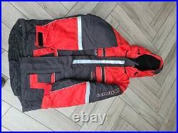 Daiwa Sundridge Crossflow Pro floatation suit. Never used. Excellent condition