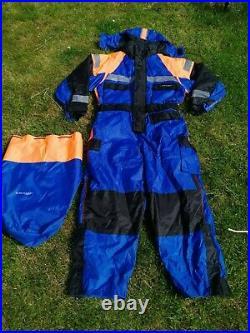 Dunlop Sport Robson Green Indorsed Flotation Suit