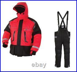 Expedition Sikre Ice fishing Floatation Suit sz Medium
