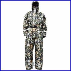 FLADEN Flotation Suit 845C Camouflage Schwimmanzug S-XXL Angelanzug Bootsanzug
