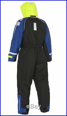 FLADEN Flotation Suit 892OS MX OFFSHORE Schwimmanzug Größen S-XXL ISO 12402-6