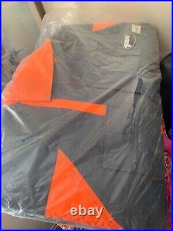 Fishing floatation suit