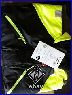 Fladen Fishing Floatation Flotation Suit 1 Piece BN Fishing Clothing Black XL