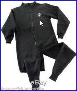 Fladen Fleece Underwear Small Use Under Flotation Suits Carp Fishing Bivvy Tent