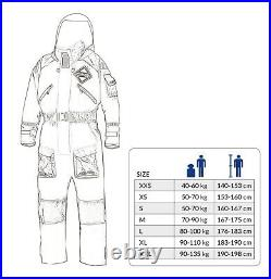 Fladen Floatation Suit 1 Piece Offshore Suit Immersion Fishing Sailing Boating