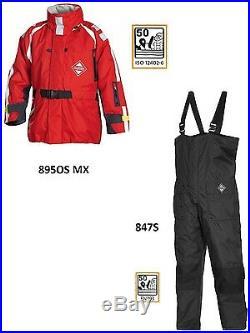Fladen Floatation Suit 895OS Jacke bzw. Set mit Hose Schwimmanzug, Floater