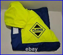 Fladen Floatation Suit Jacket Top ONLY Size Large Fishing