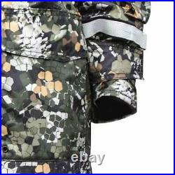 Fladen Flotation Suit 845C Camouflage Bain S-XXL Angelanzug Bootsanzug