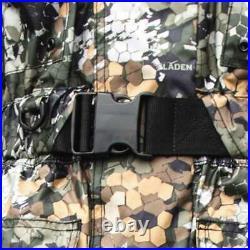 Fladen Flotation Suit 845C Camouflage Swimsuit S-XXL New Bootsanzug