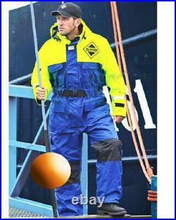 Fladen Flotation Suit Rescue System One Piece