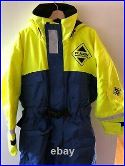 Fladen Imersion Suit Large used once