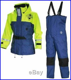 Fladen SCANDIA FLOTATION JACKET & TROUSERS 2 pieces Clothing Fishing