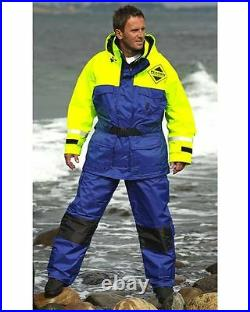 Fladen SCANDIA FLOTATION JACKET & TROUSERS MEDIUM 2 pieces Clothing Fishing