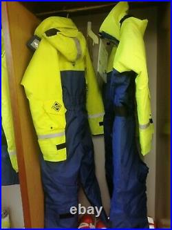 Fladen flotation suit