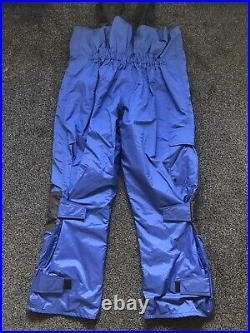 Fladen flotation suit Pants BNWT