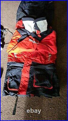 Flotation suit 2 piece