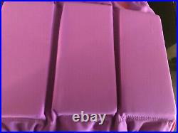 Girl's Purple Sand N Sun Brand One Piece Swim Flotation Suit Size Medium 2-4