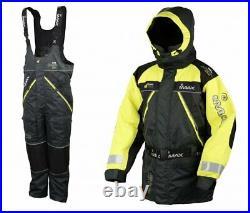 IMAX Atlantic Race Boat Suit 2-teiliger Swimsuit Thermal Suit S 3XL