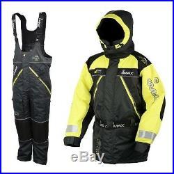IMAX Atlantic Race Floatation Fishing Suit Jacket + Bib & Brace ALL SIZES