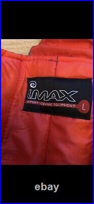 IMAX CoastFloat 2 Piece Floatation Suit, Fishing Thermal Suit. Size Large