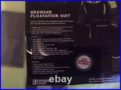 IMAX SeaWave Floatation Suit 2 PC XL Sea Fishing new, unused