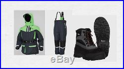 IMAX Seawave Floatation Suit 2PC All Sizes +imax boots +FREE HAT & GLOVES