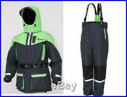 IMAX Seawave Floatation Suit 2PC Sea Boat Fishing NEW LTD EDIT+free torch