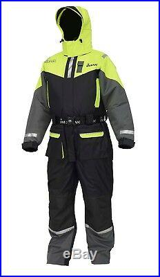 IMAX Wave Floatation Suit All Sizes NEW Sea Fishing 1 Piece Waterproof Suit