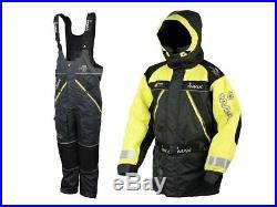 Imax Atlantic Race Floatation Suit 2 pieces Jacket Salopetts Breathable M-XXXL