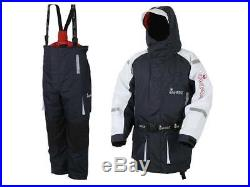 Imax CoastFloat Floatation Suit 2 piece 100% waterproof Storm proof