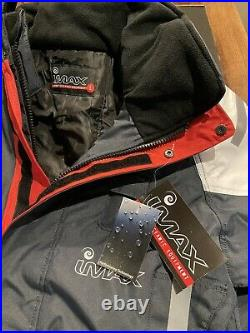 Imax Expert Oceanic 2piece Flotation Suit