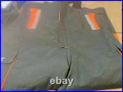 Imax Floatation Suit Salopettes Fishing Trousers Size XXL Sea Fishing Clothing