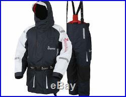 Imax IMAX Coast 2 Piece Flotation Suit Suit All Sizes Sea Beach Boat Fishing