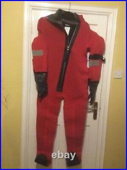 International Safety Products 2011 Mk1 Immersion Suit Size Universal/Medium