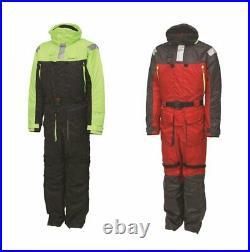 KINETIC GUARDIAN Flotation Suit Schwimmanzug Größen S 3XL Bootsanzug