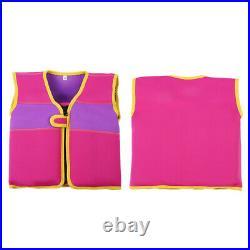 Kids Child Swim Floatation Vest Jacket Safety Swimming Buoyancy Float Aid