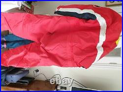 MARINEPOOL-ATLANTIC Men's Size L Flotation Suit Spirit of the Ocean NWT (other)