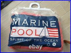 MARINEPOOL-ATLANTIC Men's Size Large Flotation Fishing Suit Spirit of the Ocean