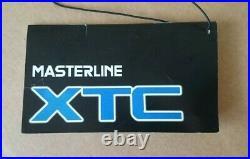 MASTERLINE XTC FLOATATION SUIT NEW Large Khaki for bankside, hivis for sea RARE