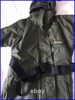 Mainstream Marine Limited Floatstion Suit Size Medium New
