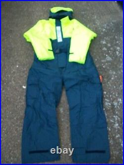 Mainstream One Piece Flotation Suit XXL, one only rrp £149.99, new other