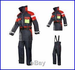 Mullion Aquafloat Superior Jacket Or Trousers For Swimsuit S-3XL Flotation Suit
